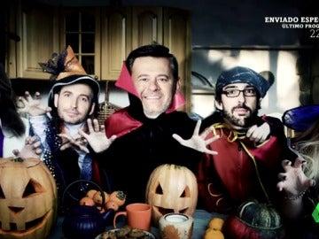 Frame 27.232087 de: Ayuda a sembrar el terror en Halloween con Zapeando y manda un vídeo asustando a tu víctima favorita