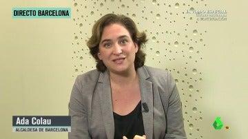 """Frame 38.464535 de: Colau responde a Sáenz de Santamaría: """"Nuestra obligación es cambiar las normas que vulneren los derechos de los ciudadanos"""""""
