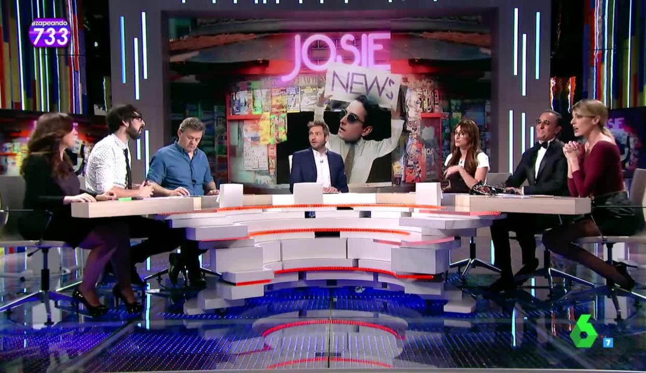 Las Josie News, en Zapeando