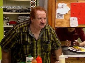 """Estalla la tensión entre Enrique y Mónica: """"¡Hostia echarle un par de huevos que no soy gilipollas!"""""""