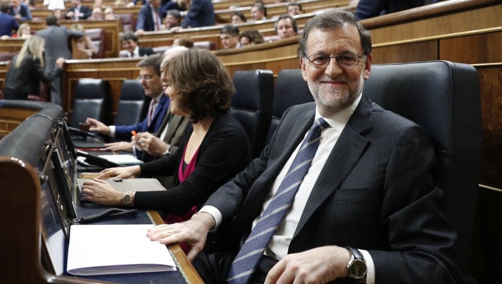Mariano Rajoy, candidato a la Presidencia del Gobierno
