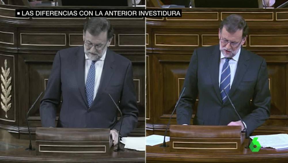 Comparativa de Rajoy
