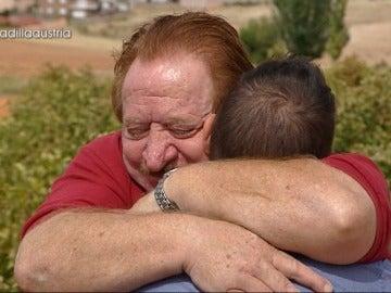 """Mónica se sincera con su padre: """"No me siento tu hija. A mi hermana le das un beso, a mí cuatro voces"""""""