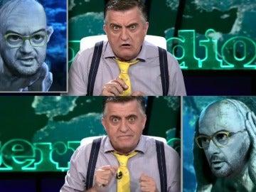 """Wyoming, de la abstención del PSOE: """"Antonio Hernando no ha perdido la credibilidad, sino la cabeza ¡es Gollum!"""""""