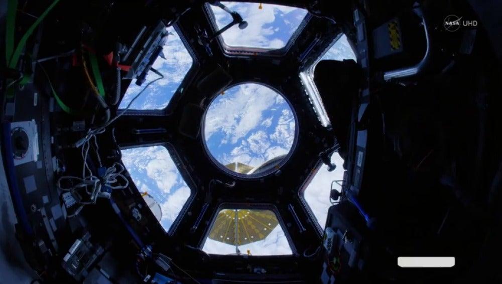 Frame 0.0 de: La NASA muestra en un vídeo en alta definición las instalaciones en las que viven los astronautas en el espacio