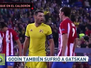 Gatskan provoca a Godín