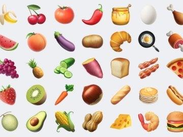 Nuevos emojis de iOS 10.2