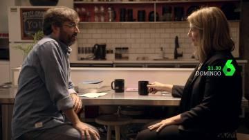Jordi Évole entrevista en Salvados a Naomi Klein