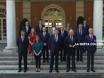 Frame 6.679797 de: ¿Sabrá Rajoy gobernar en minoría o desmontará la oposición su legado?, este viernes en laSexta Columna