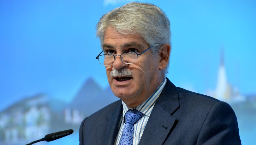 """Dastis critica en Naciones Unidas a quienes defienden una """"presunta legitimidad"""