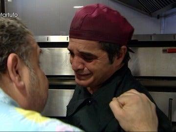 Alberto Chicote en 'Il Tartufo' en Pesadilla en la cocina
