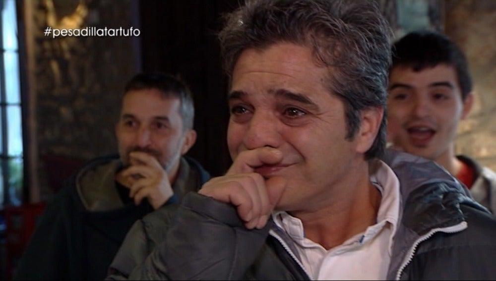 """El regreso de Italia al menú y la estética de Il Tartufo emocionan a Andrea: """"Ahora sí que se respira aire italiano"""""""