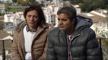 """Chicote, a Andrea: """"Dónde está ese cocinero que despertaba la admitración de su hijo. Tiene que volver ese luchador"""""""