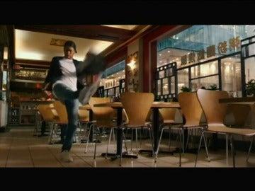 Frame 1.355403 de: Neymar interpreta un cameo en la nueva película de Vin Diesel