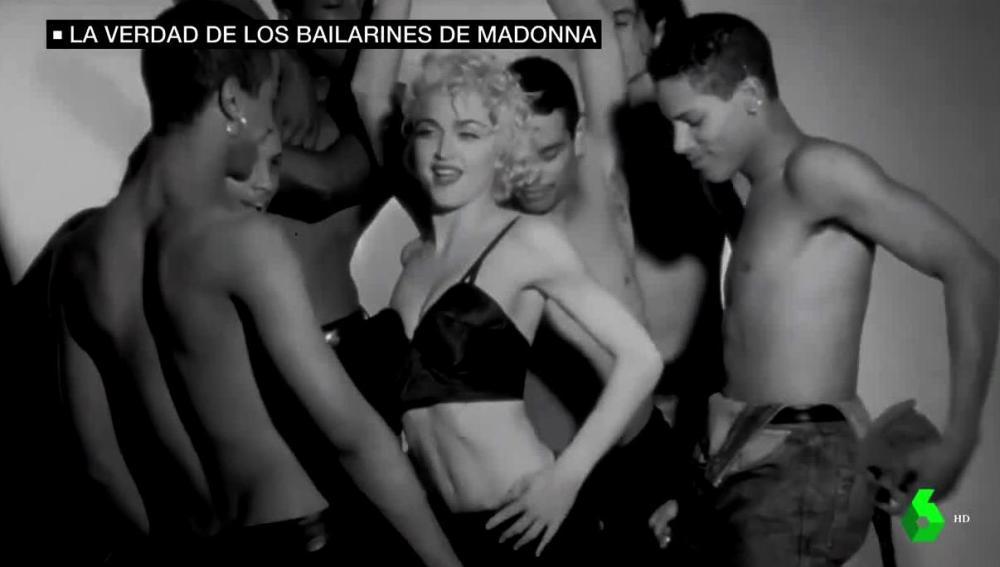 La verdad de los bailarines de Madonna