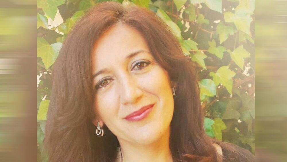 Fátima Javier en una imagen de su perfil de Facebook