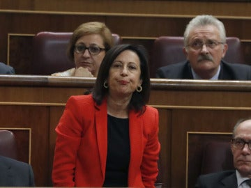Margarita Robles, diputada del PSOE