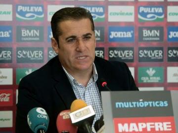 José Ramón Sandoval, exentrenador del Rayo Vallecano