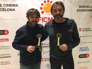 'Astral', galardonada con el premio el Sol d'Or especial del FICMA