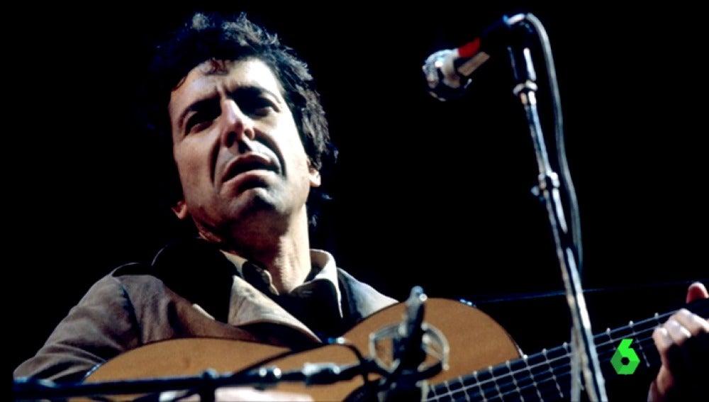Frame 17.148469 de: García Lorca, el flamenco y la guitarra española, claves para entender la debilidad de Leonard Cohen por España