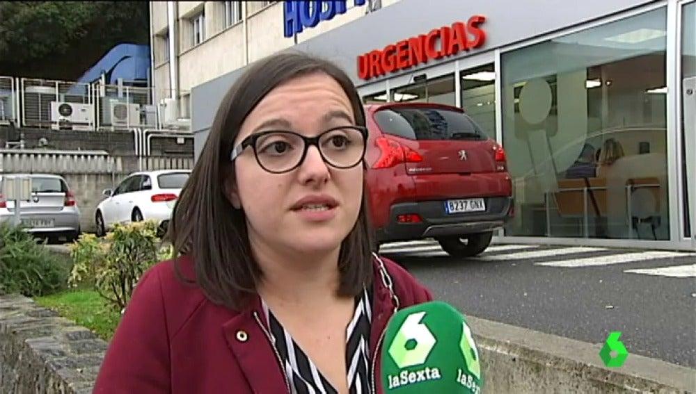 """Frame 78.207612 de:  Los enfermeros gallegos, en huelga: """"Necesitamos incentivo económico, no que nos digan que lo hacemos bien"""""""