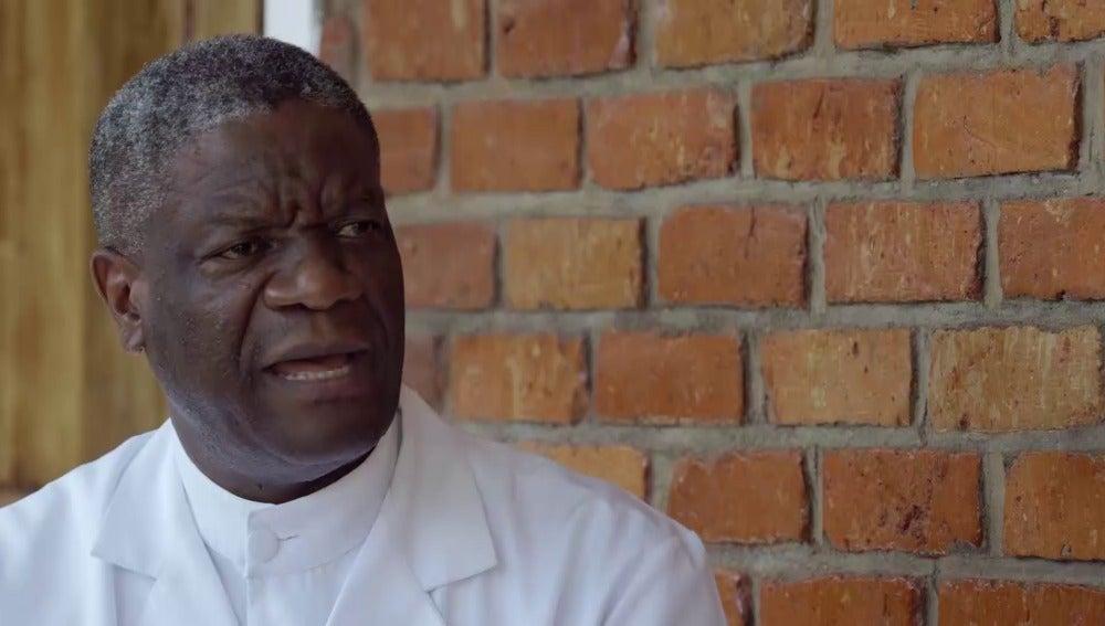 El director del Hospital Pazi, Denis Mukwege