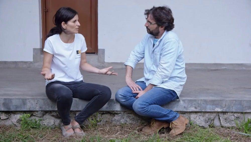 """Frame 62.065204 de: María Álvarez: """"En el Congo hay impunidad completa para los violadores"""""""