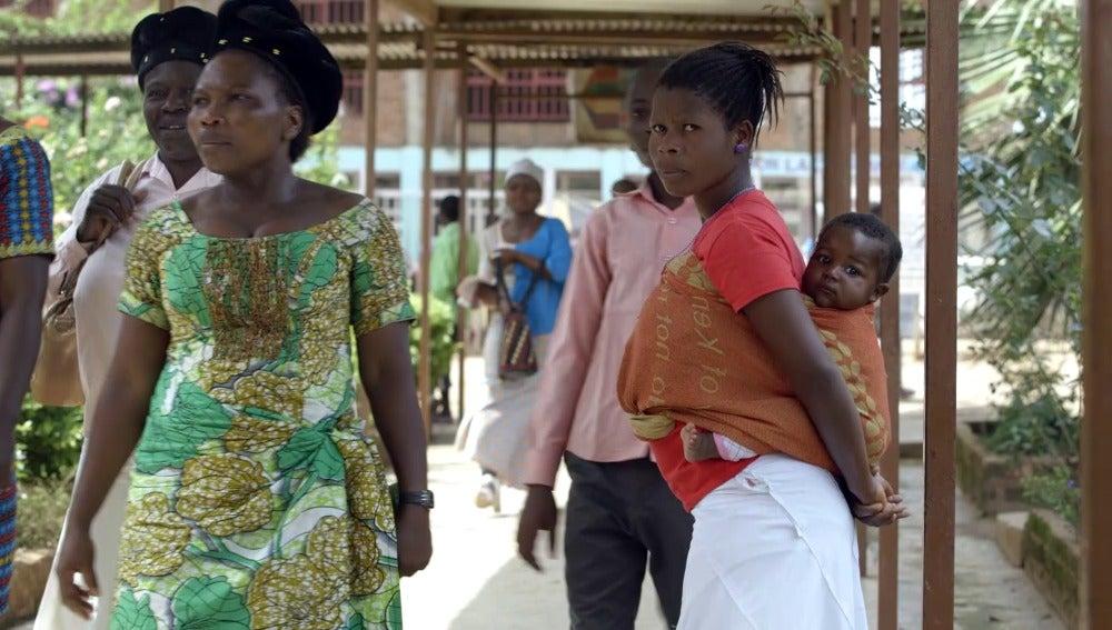 Las mujeres del Congo en Salvados
