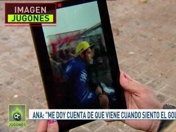 Entrevista a la mujer agredida por Rossi