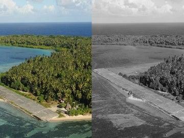 Pingelap, la isla donde parte de sus habitantes tan solo pueden ver en blanco y negro
