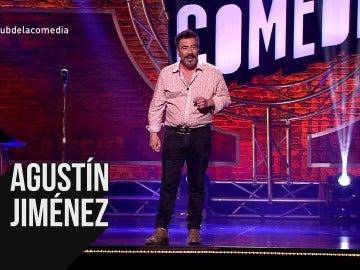 Agustín Jiménez: Los Millennials - El Club de la Comedia
