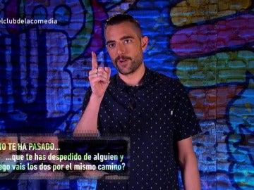 Dani Mateo en El Club de la Comedia