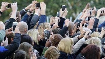 Usuarios con móvil