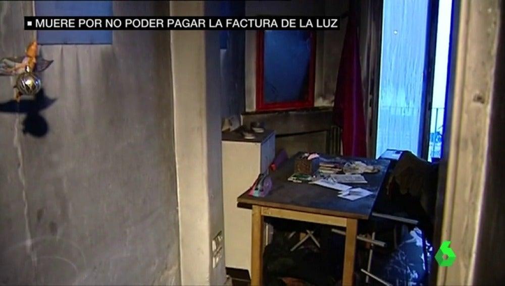 Frame 6.957915 de: El Ayuntamiento de Reus emprenderá acciones contra Gas Natural por no comunicar el corte de luz a la anciana que murió por el fuego de una vela