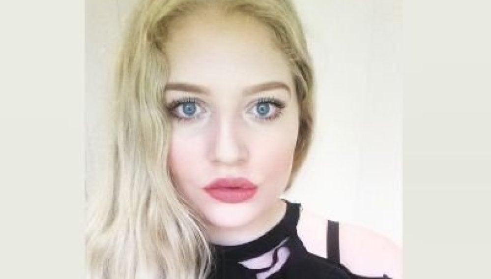 Alanah Bagwell, la joven que ha intentado suicidarse