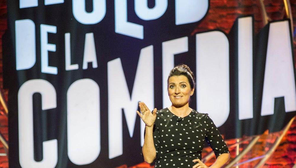 Silvia Abril en El Club de la Comedia