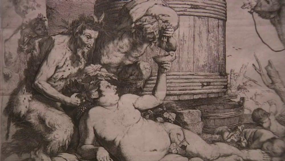 """Frame 5.585919 de: Llega al Prado la cara oculta de José de Ribera, un pintor con """"una fascinación con la fealdad humana"""""""