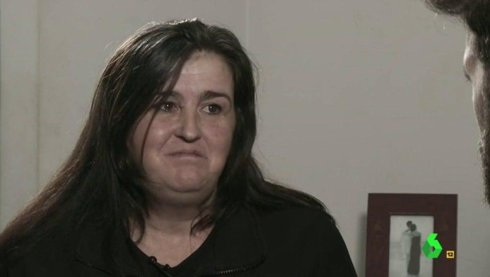 """Frame 48.651389 de: Miriam Moraleda, víctima de violencia machista:""""""""Me clavó un cuchillo en el vientre delante de un guardia civil"""""""