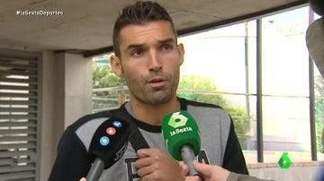 """Frame 0.0 de: Barral habla sobre el incidente con Cuenca: """"Es mi mejor amigo en el vestuario"""""""