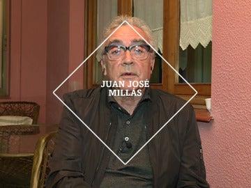 El escritor Juan José Millás