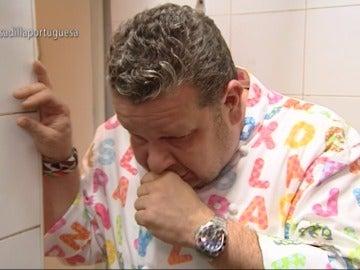 Alberto Chicote en el 'María la Portuguesa'