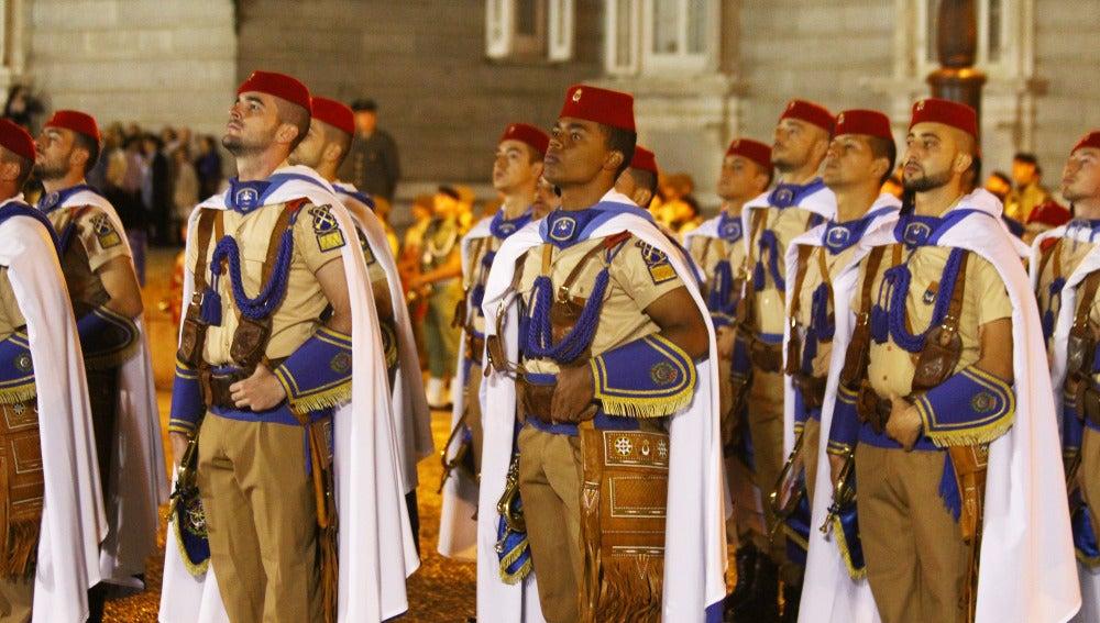 Imagen de archivo de Regulares de Ceuta