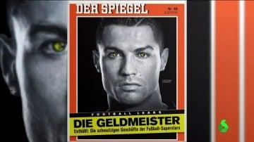 Frame 29.48806 de: Un juez prohíbe publicar la información que vinculo a Cristiano Ronaldo con paraísos fiscales