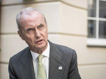 Imagen de archivo del exministro de Defensa Pedro Morenés