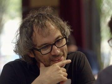 James Rhodes, durante su entrevista en Salvados