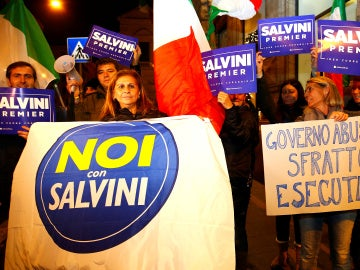 Italia dice no a los planes de Renzi