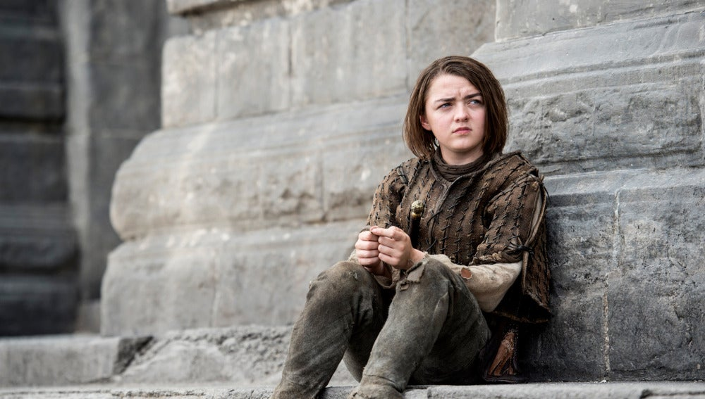 Arya Stark en una imagen de archivo