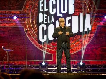 Leo Harlem en El Club