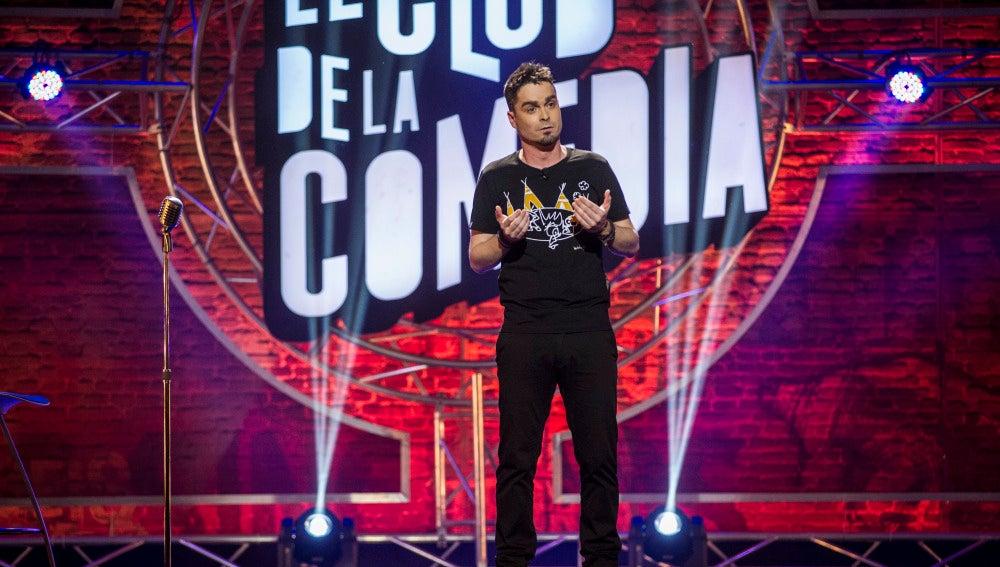 Álex Clavero en El Club