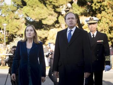 Ana Pastor y Pío García-Escudero
